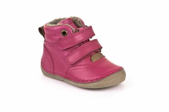 froddo ankle boots fuchsia jahnacia kozusina