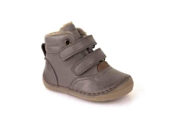 froddo ankle boots grey jahnacia kozusina