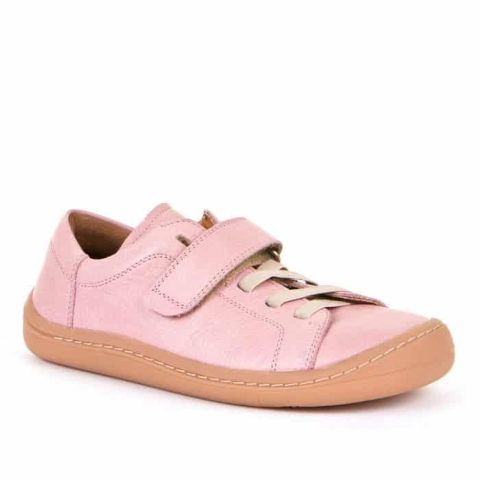 Froddo - Barefoot - Celoročné - Pink - so šnúrkami 1
