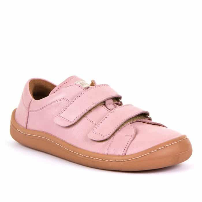 Froddo - Barefoot - Celoročné - Pink - suchý zips 1