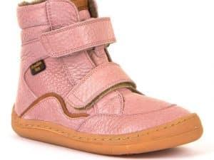 froddo barefoot tex membrana winter zimne topanky pre deti zateplene pink