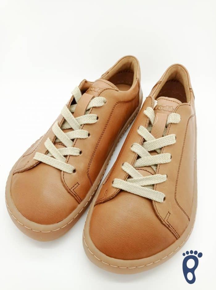 Froddo - Barefoot - Celoročné - Brown - šnúrky - dospelí 2021 1