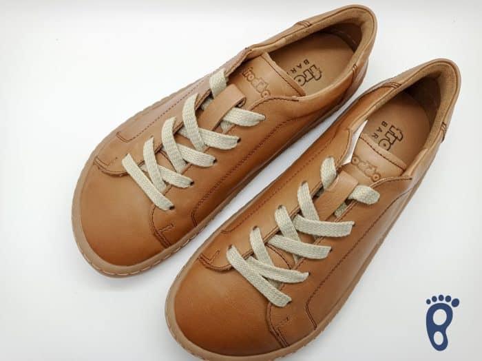Froddo - Barefoot - Celoročné - Brown - šnúrky - dospelí 2021 2