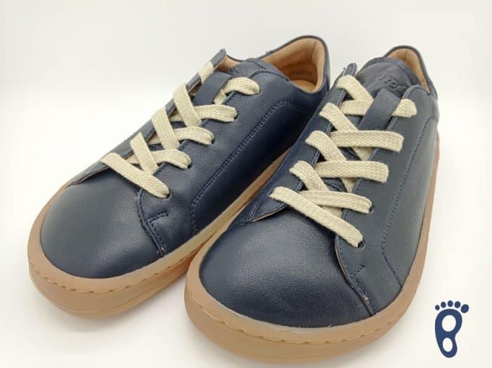 Froddo - Barefoot - Celoročné - Dark Blue - šnúrky - dospelí 2021 1
