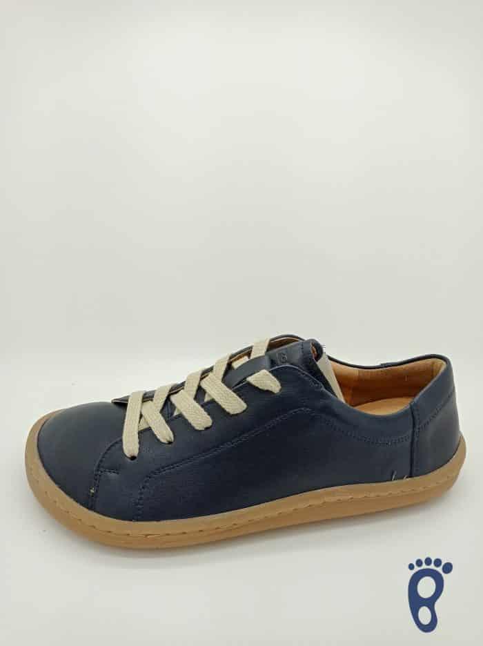 Froddo - Barefoot - Celoročné - Dark Blue - šnúrky - dospelí 2021 2