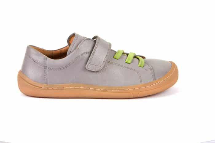 Froddo - Barefoot - Celoročné - Light Grey - suchý zips + šnúrky 2021 1