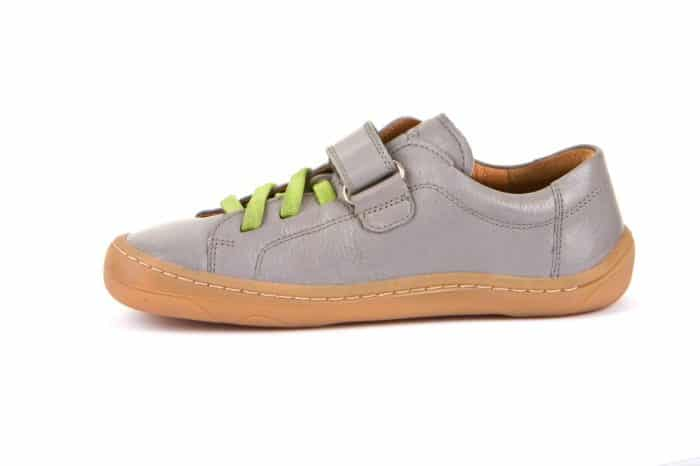 Froddo - Barefoot - Celoročné - Light Grey - suchý zips + šnúrky 2021 2