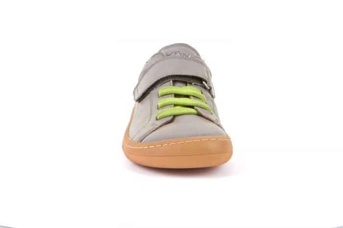 Froddo - Barefoot - Celoročné - Light Grey - suchý zips + šnúrky 2021 3