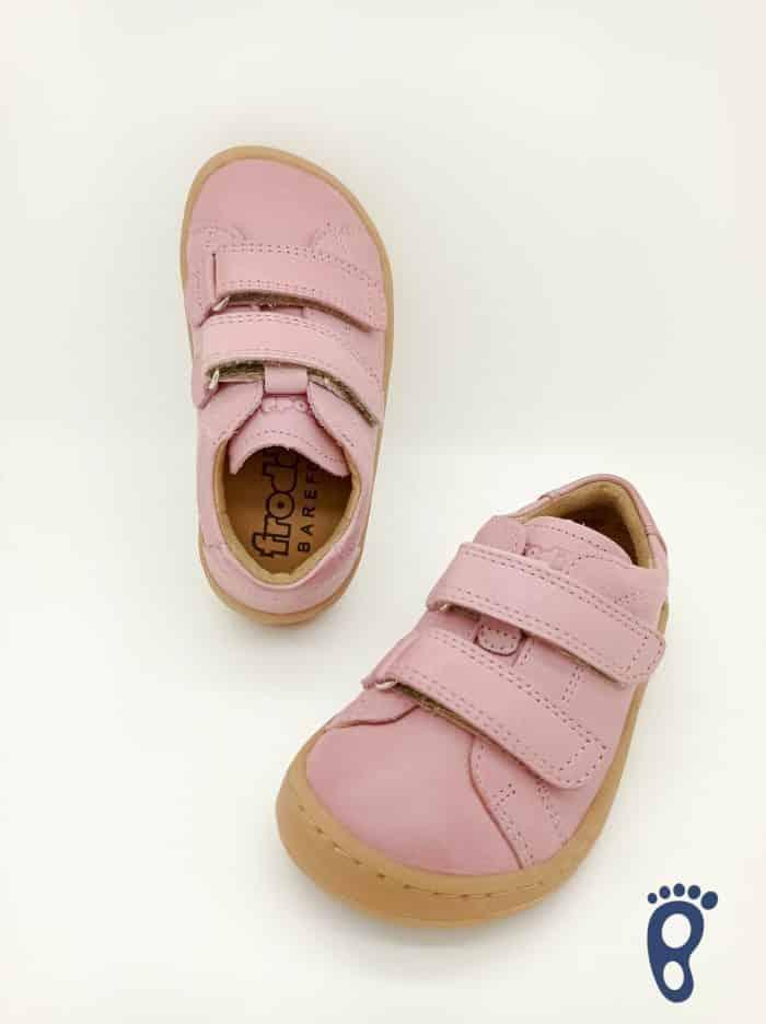 Froddo - Barefoot - Celoročné - Pink - 2 suché zipsy 2021 2