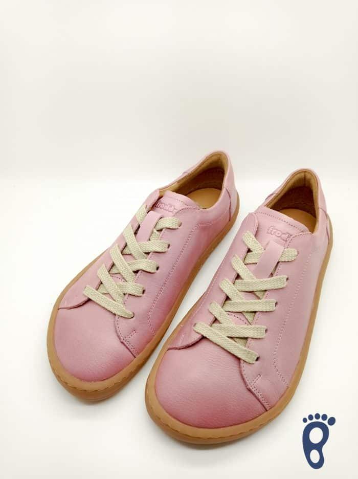 Froddo - Barefoot - Celoročné - Pink - šnúrky - dospelí 2021 1