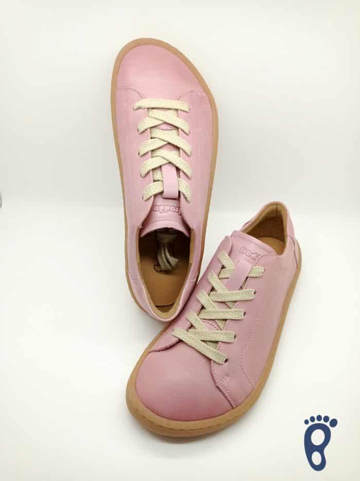 Froddo - Barefoot - Celoročné - Pink - šnúrky - dospelí 2021 2