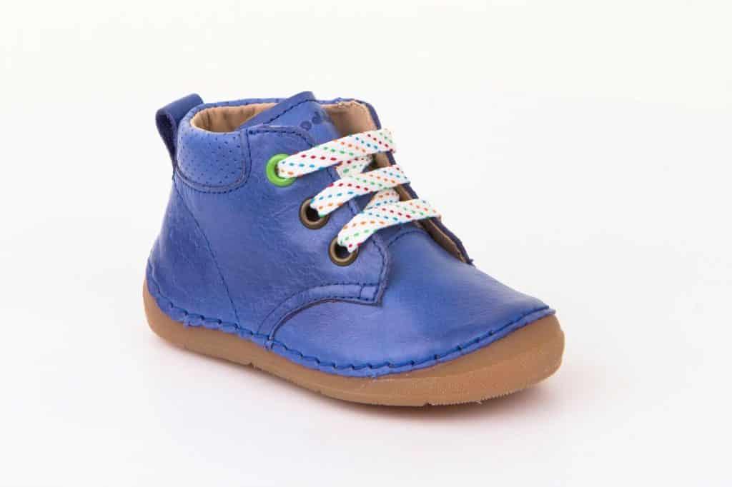 d66c4e73fa99 Froddo - Flexible - Blue Electric - Lace • Bosáčik