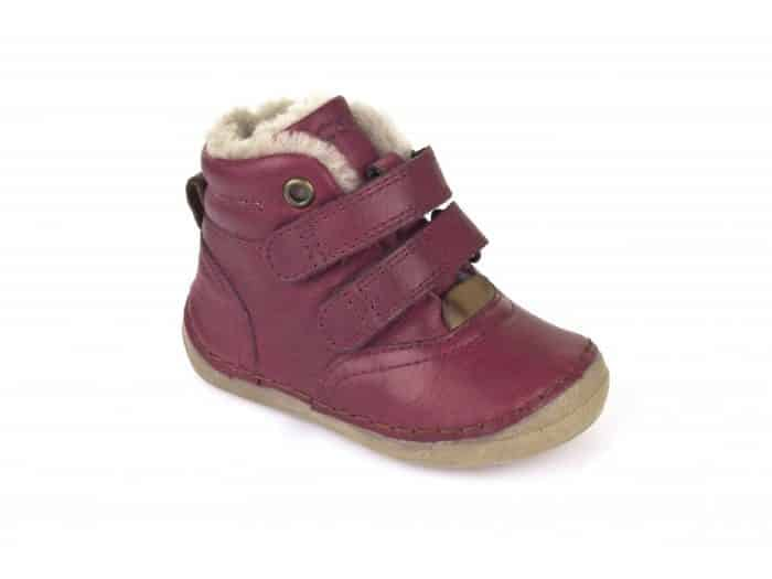 froddo flexible bordeaux winter ovcia vlna K