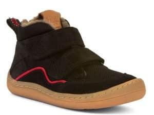 froddo prechodne topanky barefoot winter wool black detske pre deti zateplene teple zimne zimusne