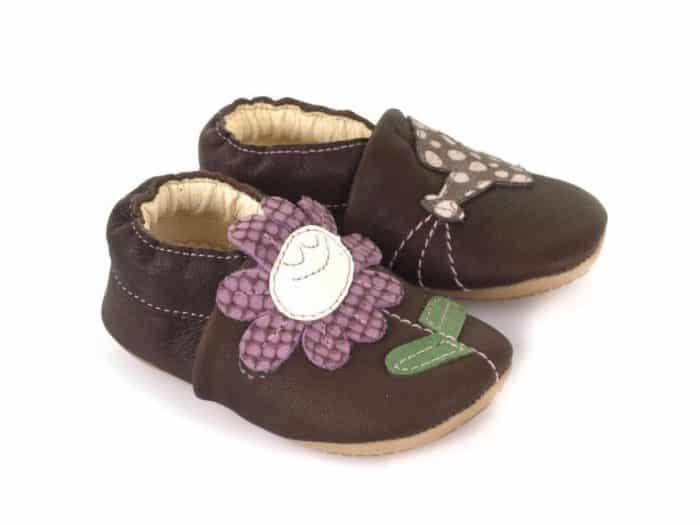 froddo prewalkers brown flower