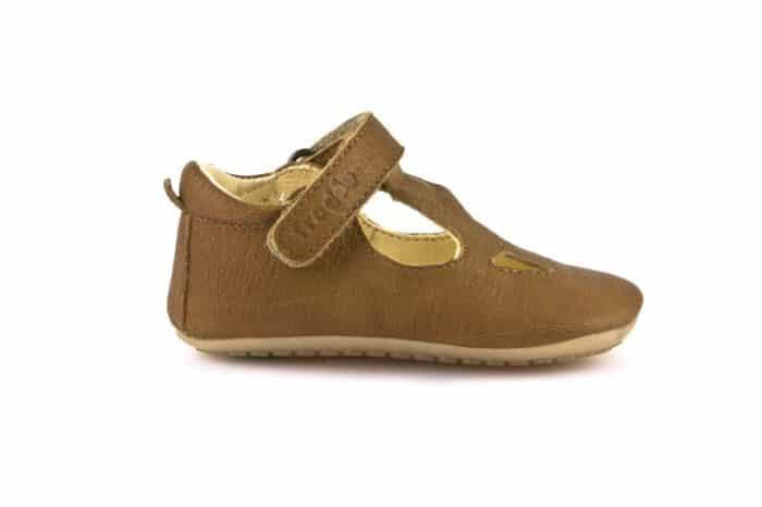 froddo prewalkers sandals cognac