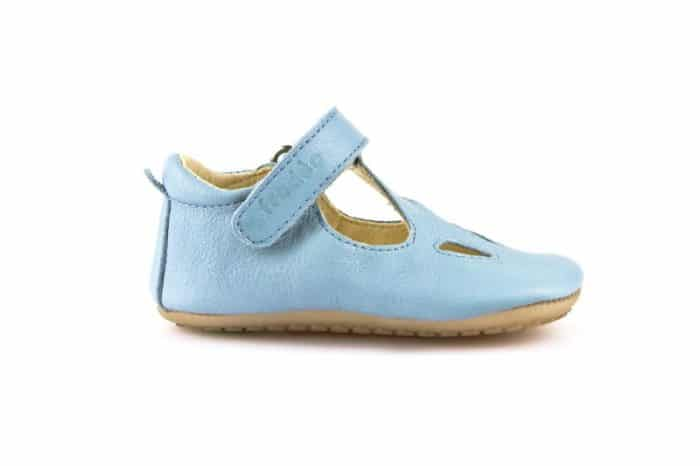 froddo prewalkers sandals light blue