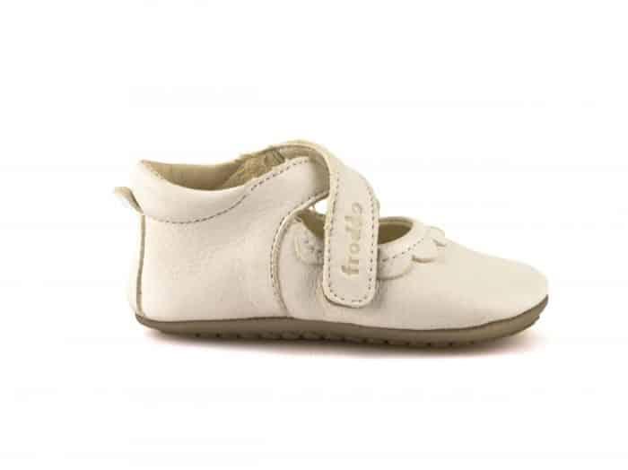 froddo prewalkers white balerinas II