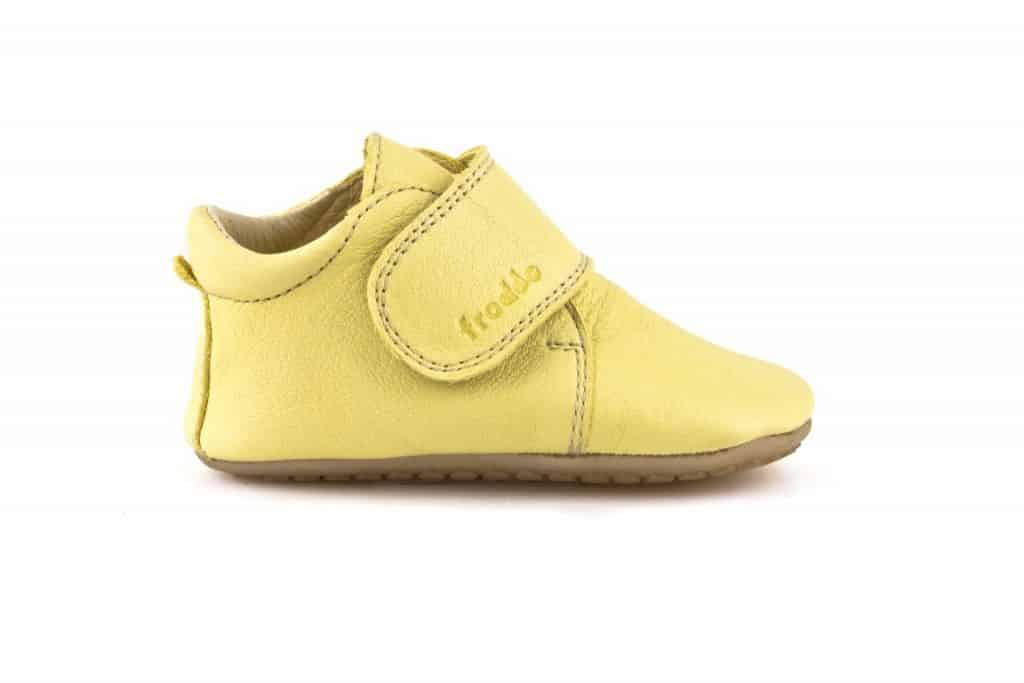 400d8d7cb465 Froddo - Prewalkers - Yellow • Bosáčik