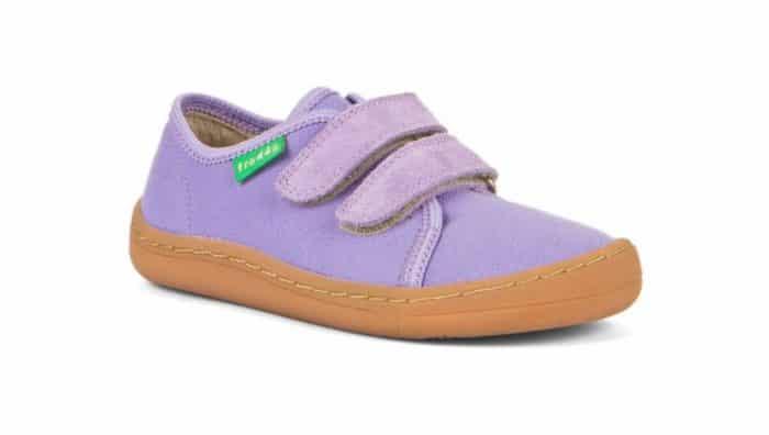froddo tenisky lilac barefoot dievca