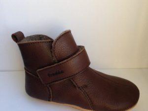 9ef12e676749 D.D.Step - Zimné topánky - Royal Blue - Tmavomodré s motýľom • Bosáčik