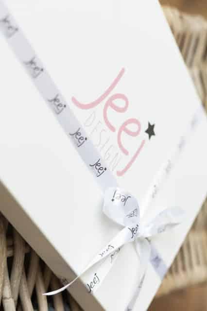 jeej design darcekova krabicka