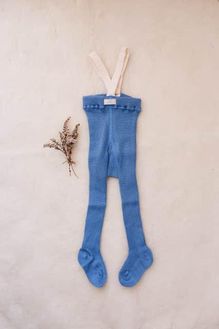 Jeej DESIGN - Organic pančuchy na traky Jeans 1
