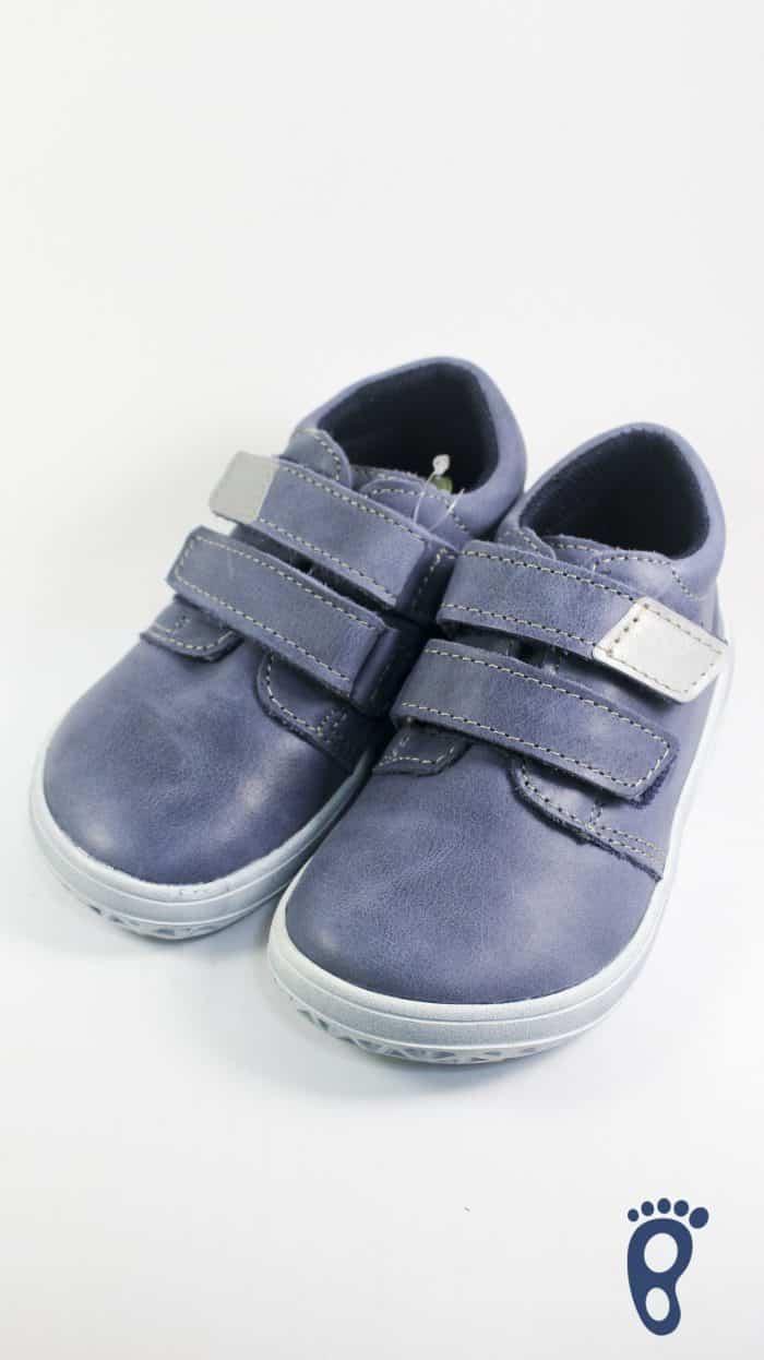 Jonap - Celokožené topánky - Modrá - Normálna šírka 1
