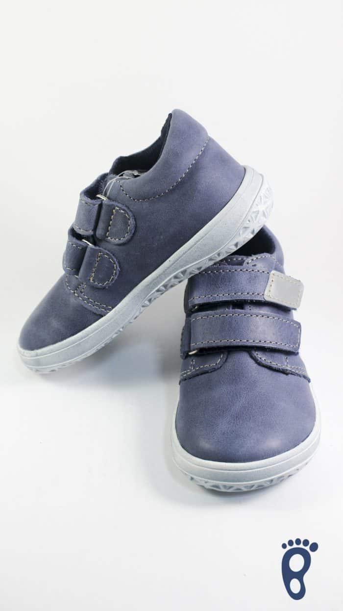 Jonap - Celokožené topánky - Modrá - Normálna šírka 2