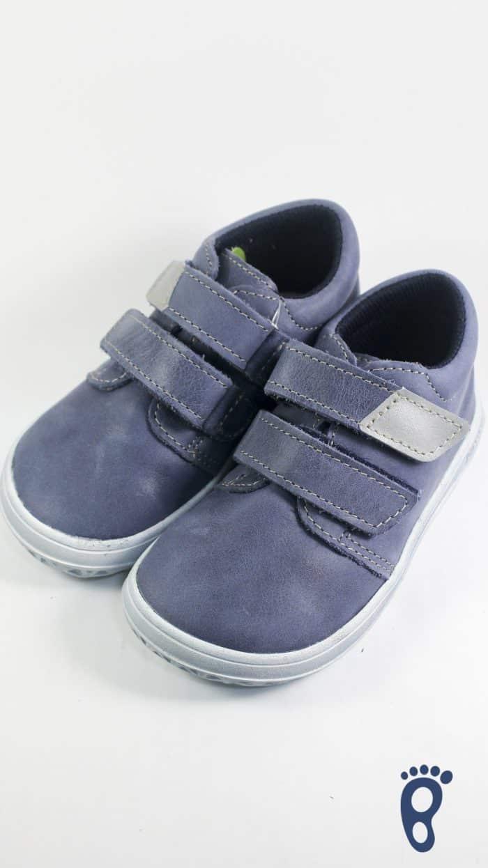 Jonap - Celokožené topánky - Modrá - Slim verzia 1