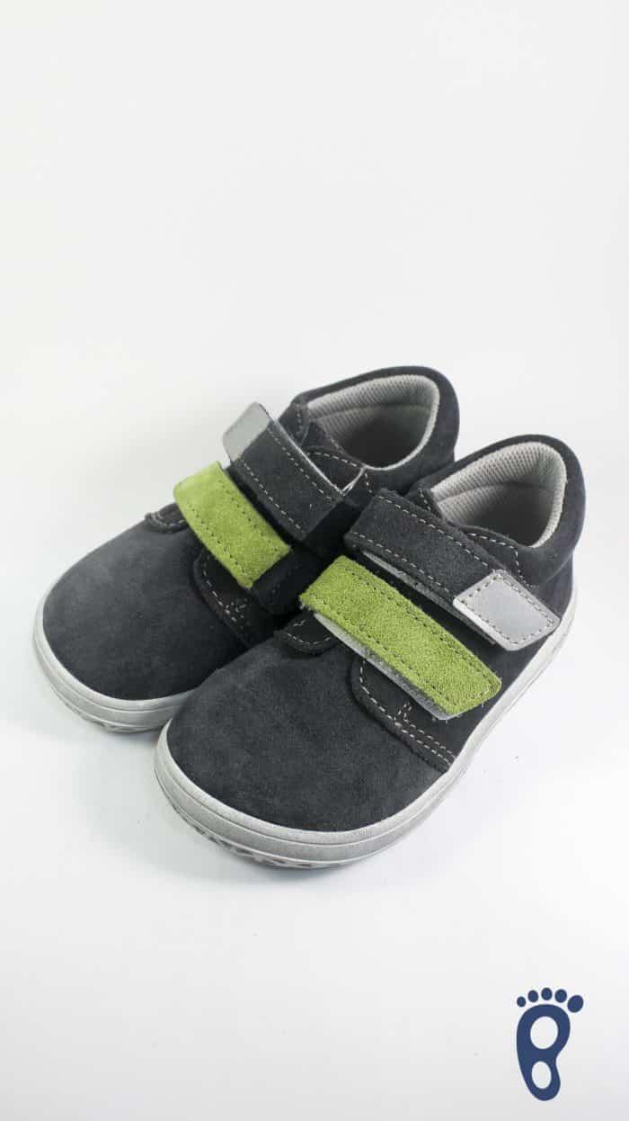 Jonap - Celokožené topánky - Šedozelená - B1SV - Normálna šírka 1