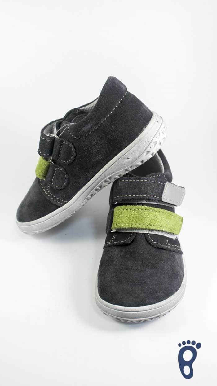 Jonap - Celokožené topánky - Šedozelená - B1SV - Normálna šírka 2
