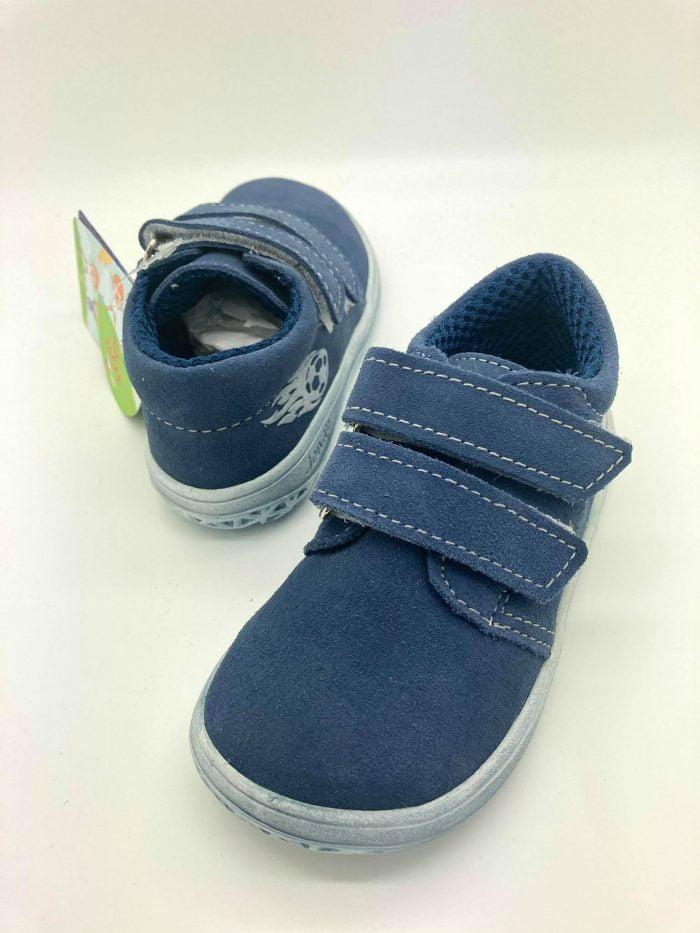 Jonap - B1SV- Chlapčenské tenisky - Modrá lopta - SLIM 1