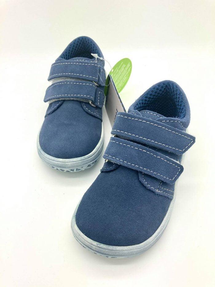 Jonap - B1SV- Chlapčenské tenisky - Modrá lopta - SLIM 2