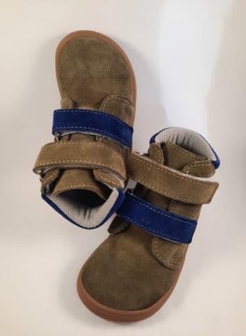 Jonap - B2S - Celoročné topánky - Khaki 1