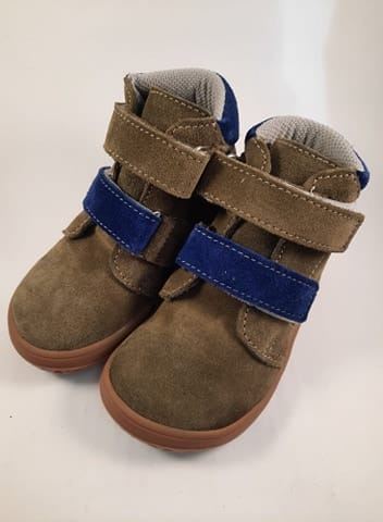 Jonap - B2S - Celoročné topánky - Khaki 2