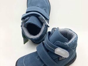 jonap b3 modre celorocne barefoot topanky s membranou