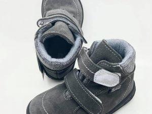 jonap b3 sede celorocne barefoot topanky s membranou sede chlapcenske