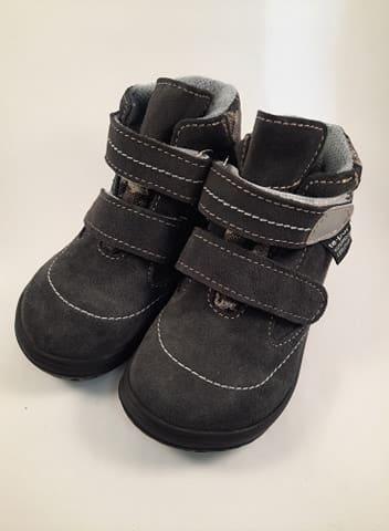 Jonap - B3/SV - Celoročné topánky - Šedý maskáč s membránou 2