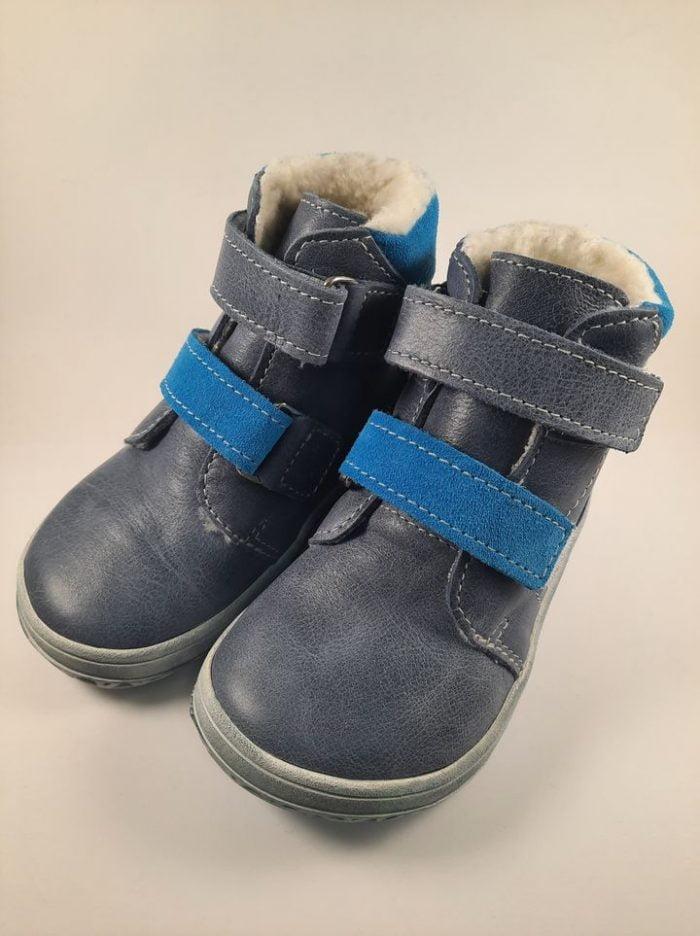Jonap - B4/MV - Zateplené topánky - Modré 1
