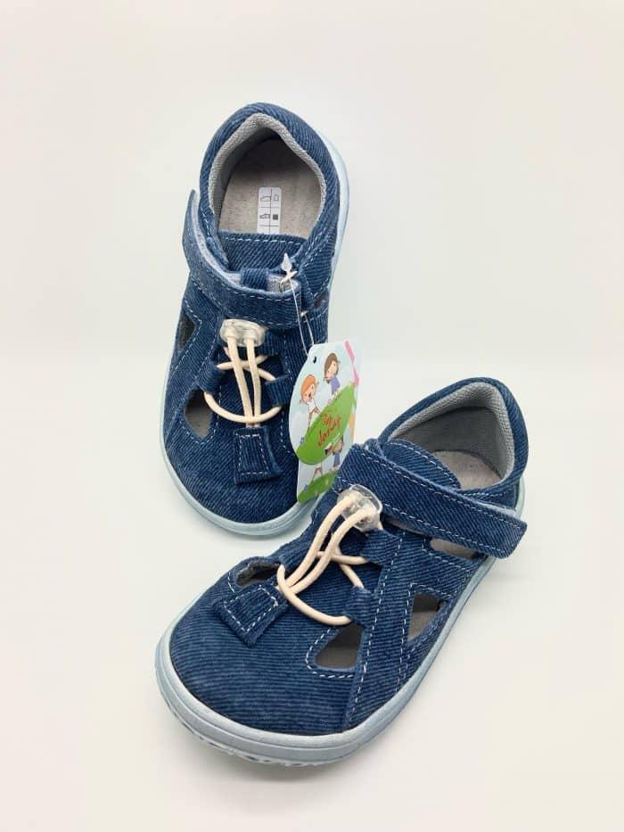 jonap b9s slim barefoot sandalky riflove
