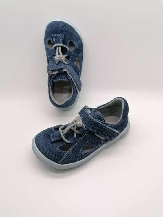 jonap b9 riflove normalna sirka barefoot sandalky