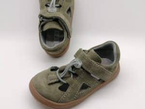jonap b9s khaki barefoot sandalky