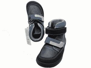 jonap barefoot falco tmavo modre prechodne topanky