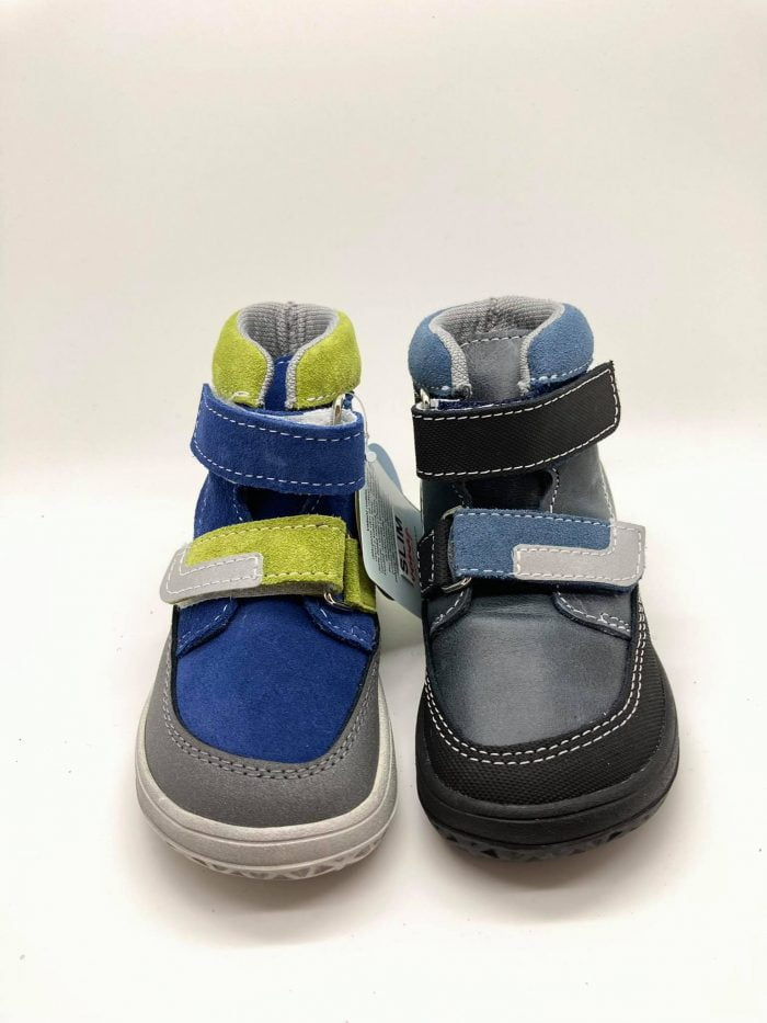 Jonap - Falco - Celoročné topánky - Tmavomodré - SLIM 1