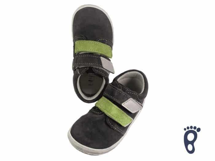 Jonap - Celokožené topánky - Šedozelená - Slim verzia 1