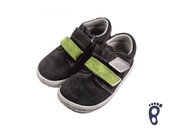 Jonap - Celokožené topánky - Šedozelená - Slim verzia 2