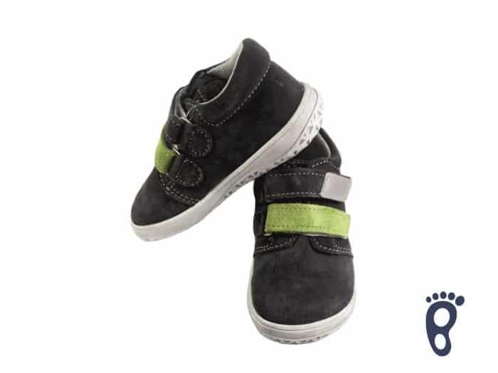 Jonap - Celokožené topánky - Šedozelená - Slim verzia 3