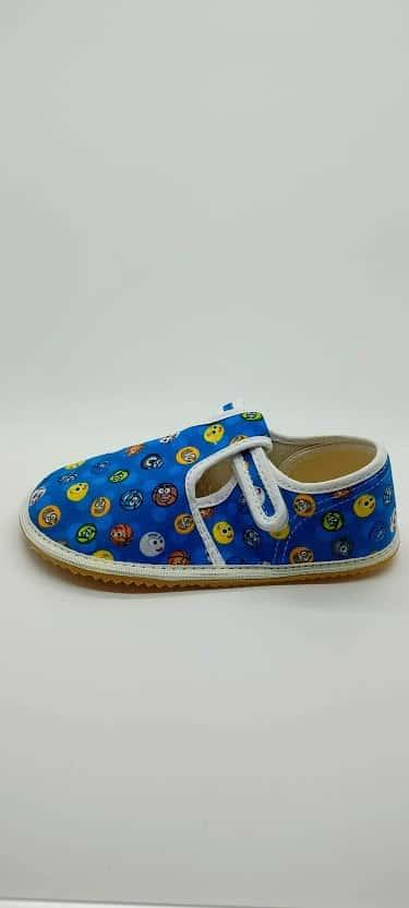 Jonap - Papučky - Modré - Lopty 2