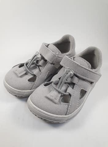 Jonap sandále - B9 - SLIM - Svetlosivé 2